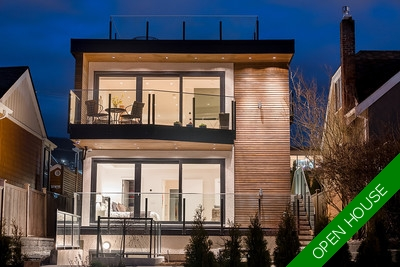1247 Keith Road, West Vancouver| Ambleside House for sale: 4 bedroom 2,406 sq.ft.