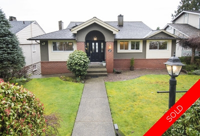 1120 Queens Avenue | West Vancouver | British Properties House for sale: 4 bedroom 2,656 sq.ft.