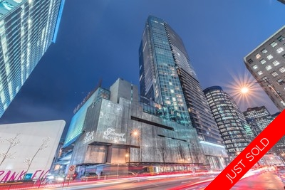 In Coal Harbour: Beautiful 2 bedroom and 3 baths condo | Shahin Behroyan