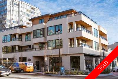 Ambleside Condo for sale:  1 bedroom 835 sq.ft. (Listed 2017-01-31)