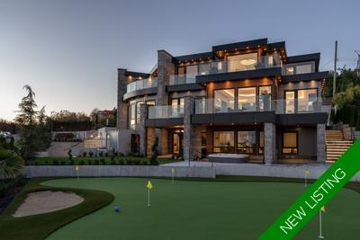 Unobstructed Views from this Brand New Stunning Mansion