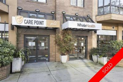 Yaletown Retail for sale:  1 bedroom 1,612 sq.ft. (Listed 2019-01-07)